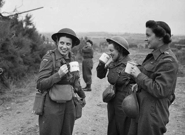 WWII Nursing Sisters